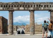 Amalfiküste und Ruinen von Pompeji: Private Tagestour