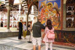 De Sofia: Excursão ao Mosteiro de Rila e Igreja de Boiana