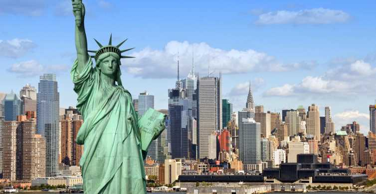 New York City: Top Sights Walking Tour with Local Guide