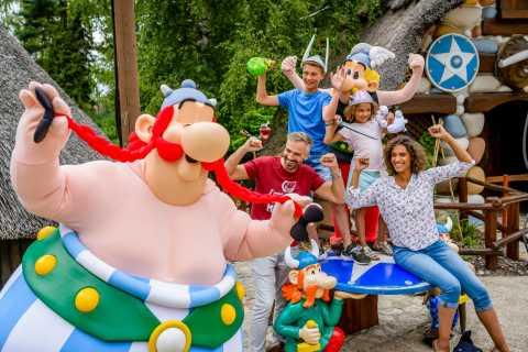 Paris: billet d'entrée pour une journée au parc Astérix
