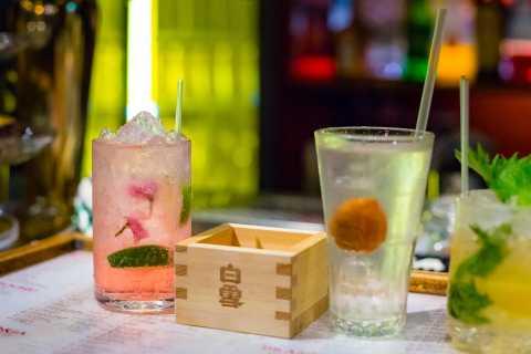 Tokyo: Luxury Sake, Cocktail, and Whiskey Pairing Tour