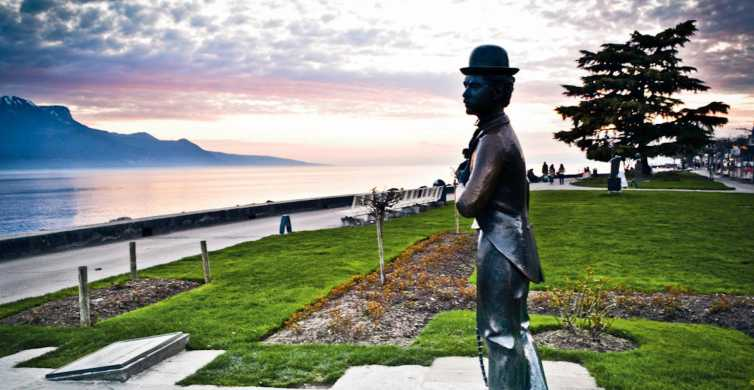 From Lausanne: Swiss Riviera Tour