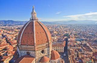 Livorno: Florenz & Pisa Landausflüge mit Verkostungen