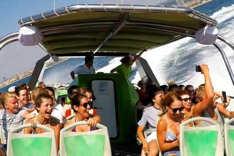 Barcellona: escursione in barca a 360°