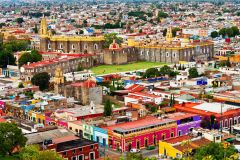Da Cidade do México: Excursão de 1 Dia a Puebla e Cholula