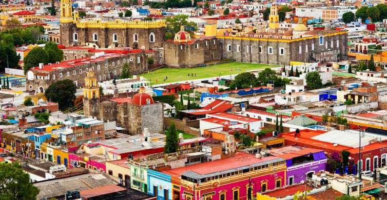 From Mexico City: Puebla and Cholula Full-Day Tour