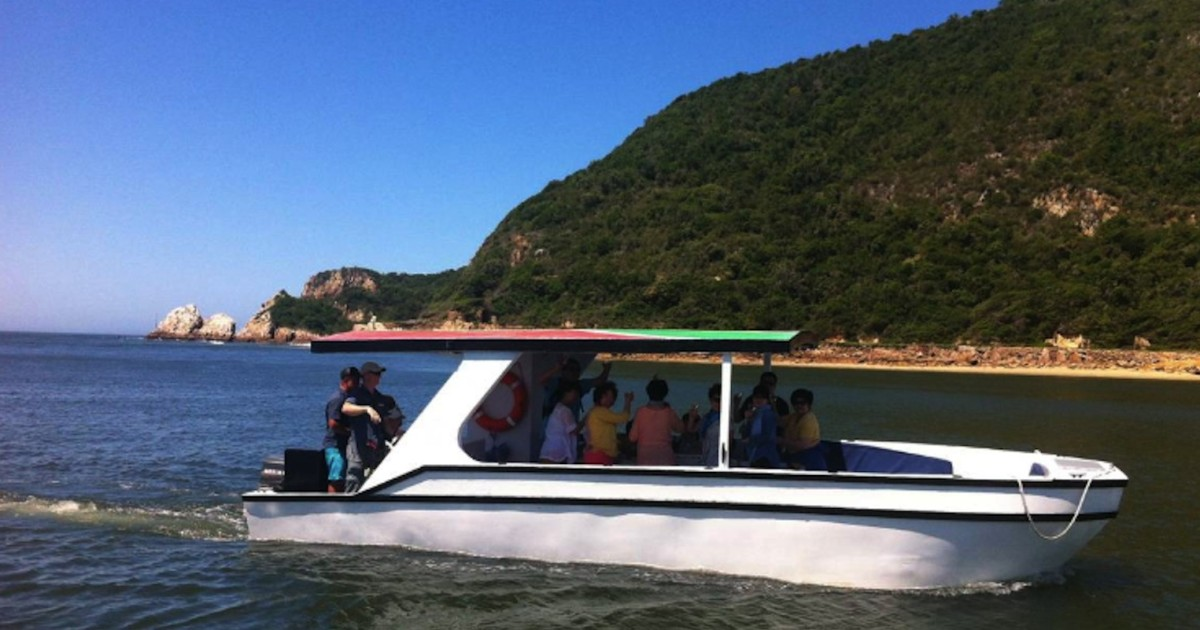 Knysna: Sunset Cruise