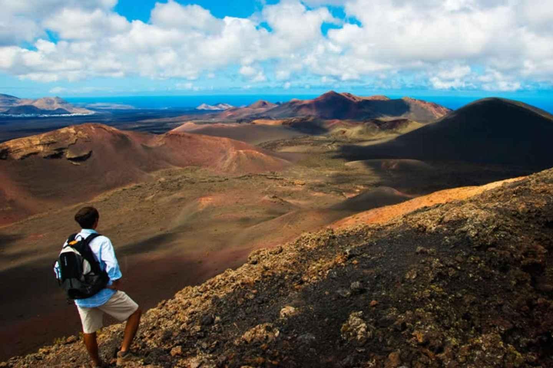Lanzarote: Tagestour zum Nationalpark Timanfaya