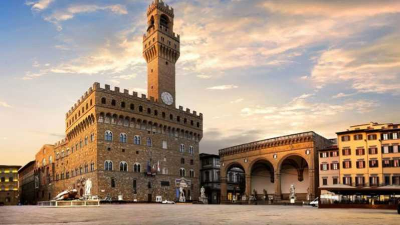 Florence: Palazzo Vecchio Entrance Ticket - Florence, Italy | GetYourGuide