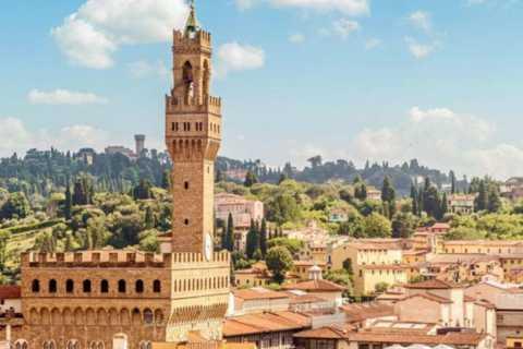Firenze: biglietto di ingresso a Palazzo Vecchio