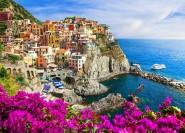 Ab Florenz: Private Tour nach Cinque Terre & Porto Venere