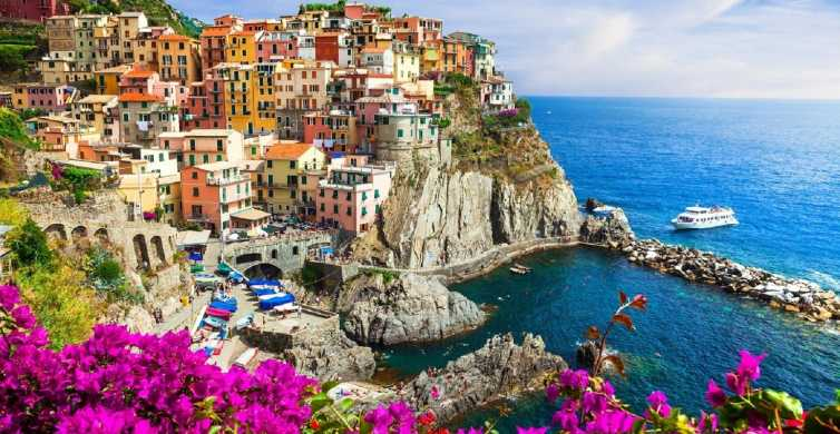 From Florence: Cinque Terre & Porto Venere Private Tour