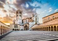 Ab Florenz: Trasimeno-See, Perugia & Assisi Private Tour