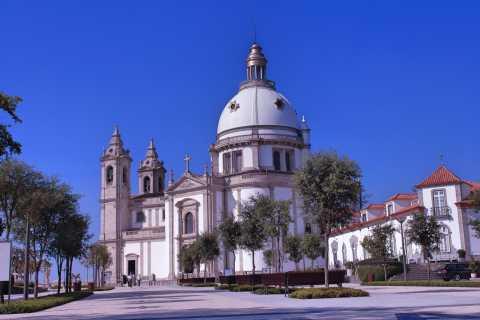 Excursão Particular Braga e Guimarães saindo do Porto