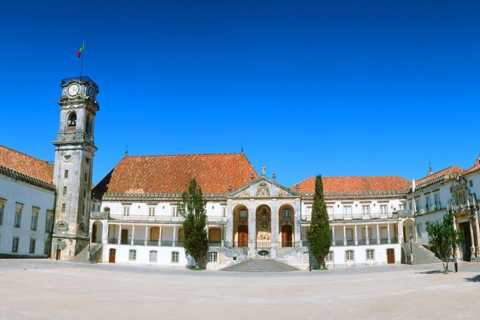 From Porto: Coimbra and Buçaco Palace Full-Day Private Tour