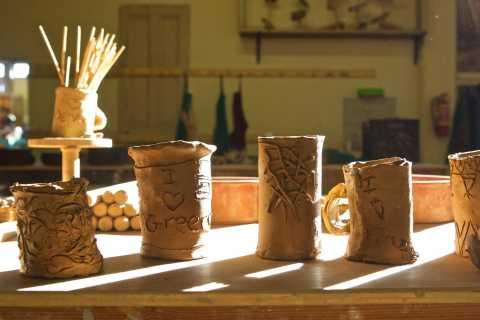 Atenas: Experiencia privada de mitología y cerámica para niños