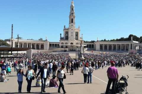 Do Porto: Fátima e Coimbra Private Day Tour