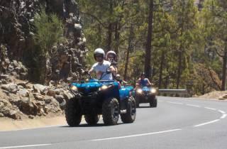 Teneriffa: Abenteuer-Quad-Tour im Teide-Nationalpark