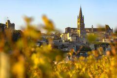 Bordeaux: Excursão Saint-Émilion c/ Degustação de Vinhos