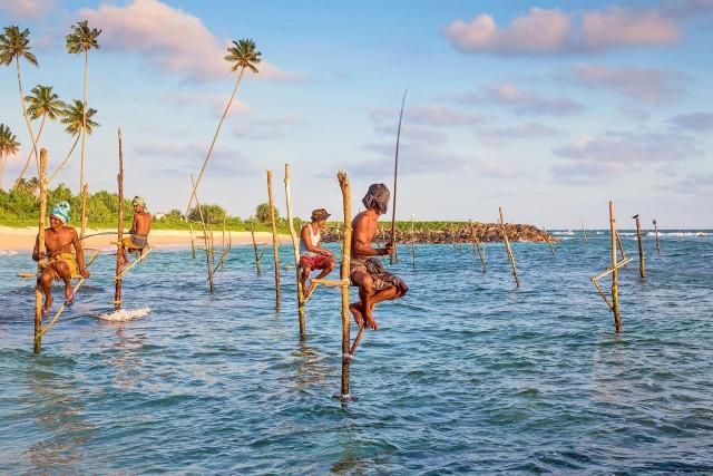 Colombo: Galle Day Tour met Stilt Fishing