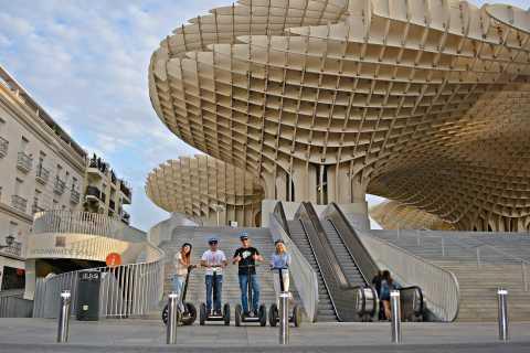 Sevilla: 3 uur Segway Tour