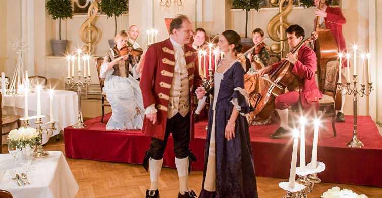Salzburg: Mozart Concert with Dinner