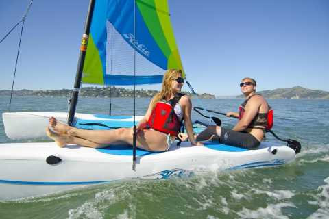 Miami: Hobie Cat Sailing