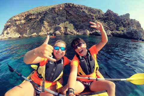 Ab L'Estartit: Meeres-Kajak-Tour zur Illes Medes