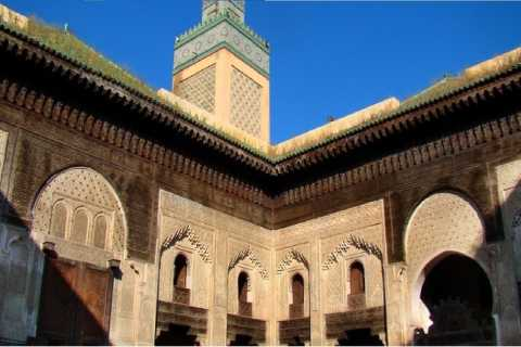 Fes Cultural Day Tour