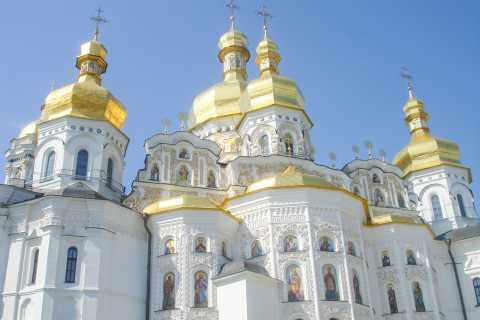 Kiev Pechersk Lavra Monastery Private Tour