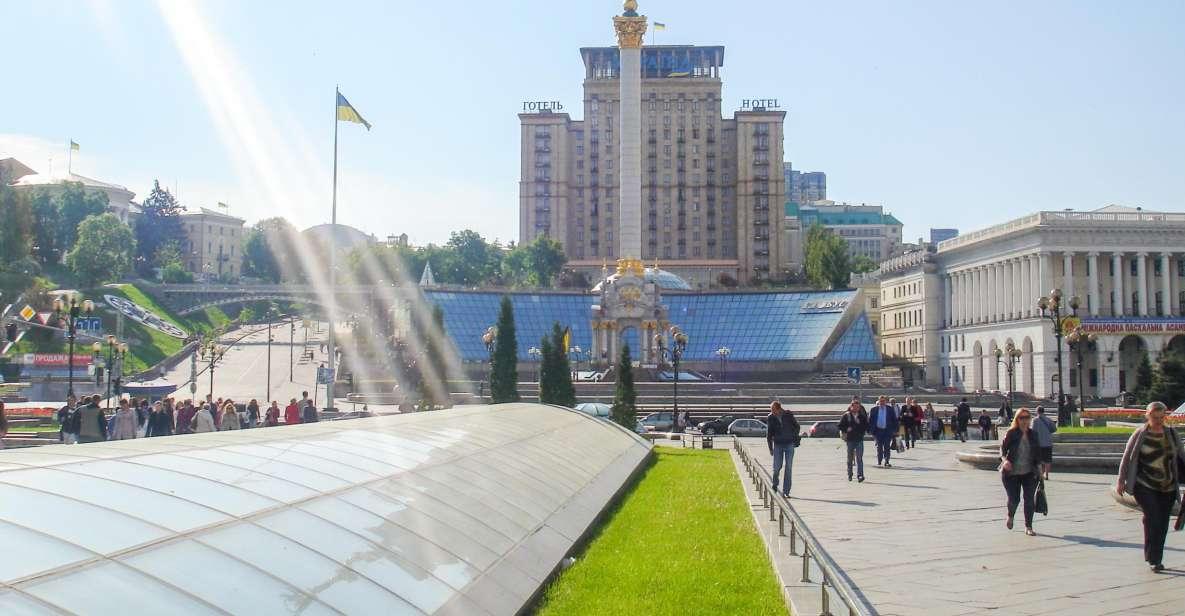 Kiew: 6-stündige private Sightseeing-Tour zu den Highlights