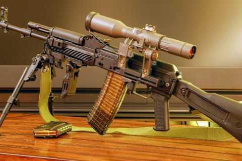 Kiev: Shooting Range Packages