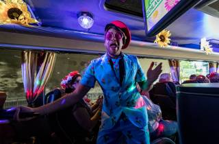 Köln: Kölner Schlager - Bus-Show