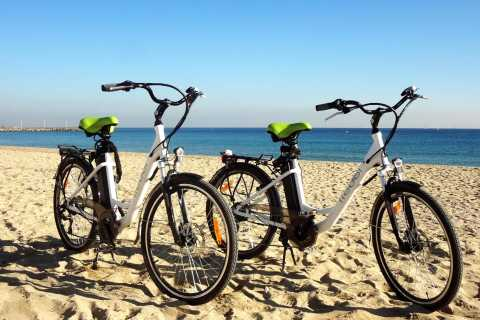 Barcelona 3 Hour Daily Electric Bike Tour