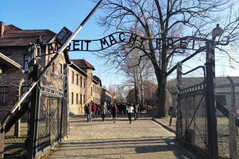 From Warsaw: Auschwitz-Birkenau Tour with Private Transfer