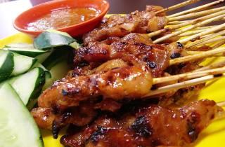 Singapur: Abendliche Food-Tour zu den Hawker Centers