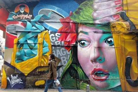 Athene: Begeleide Urban Street Art Tour