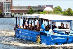 Boston: Passeio de Ônibus Anfíbio