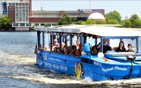 Boston Duck Tour: The Original and World-Famous