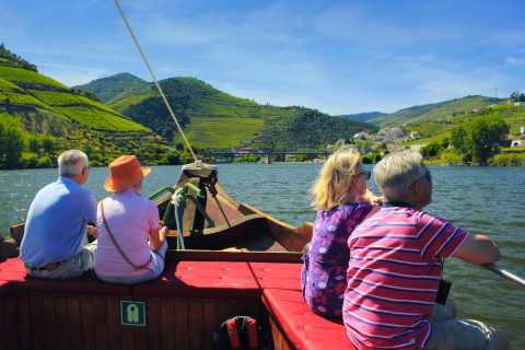 Porto: Douro Valley Small-Group Tour with Boat Cruise