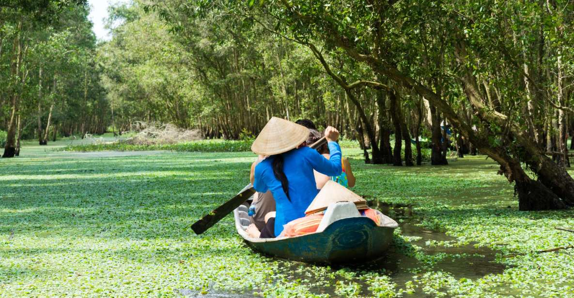 From Ho Chi Minh City: Mekong Delta 3-Day Trip to Phnom Penh