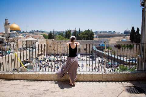 Jerusalem Half-Day Sightseeing Tour