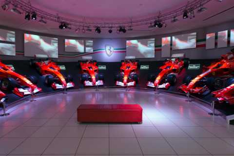Ferrari Full Day Experience with Test Drive, Lunch & Gadget