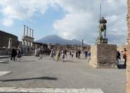 Das antike Pompeji und der Vesuv: Geführte Tour ohne Anstehen