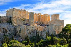 Excursão Acrópole e Museu da Acrópole com Ingressos
