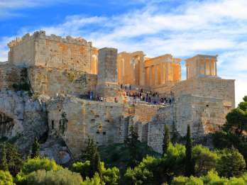 Athen: Akropolis-Tour & Akropolis-Museum mit Tickets