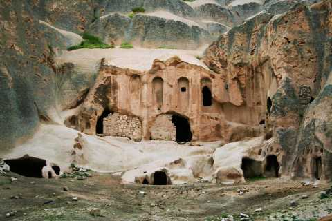 Cappadocia: Private Regional Tour wıth Underground City