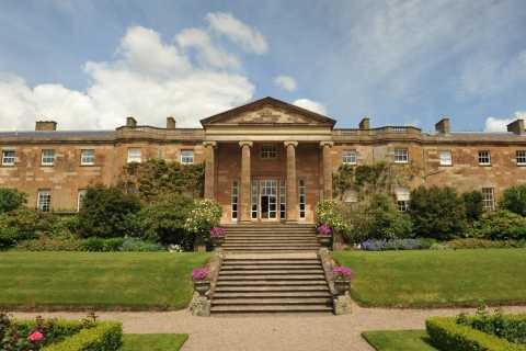 Hillsborough Castle Guided Tour and Gardens Entrance Ticket