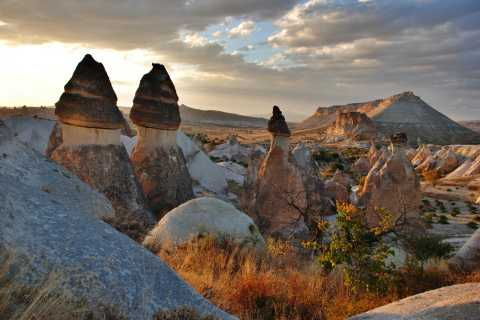 Cappadocia: Heart of Cappadocia Small Group Tour with Lunch