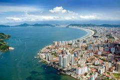 De São Paulo: Excursão 1 Dia Santos, São Vicente e Guarujá
